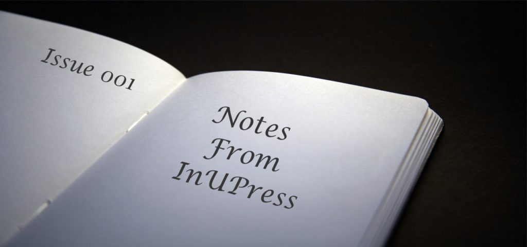 Notes from InUPress, E001, What are the pros and cons of the various formats of publishing?